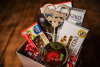 Zestaw prezentowy, box słodyczy