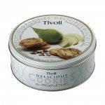 Jacobsen duńskie ciastka Tivoli z kawałkami czekolady karmelem i gruszką 150g
