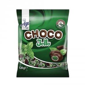 Cukierki Argo Choco Jello Mint 120 g