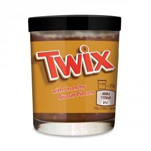 Twix krem czekoladowy do smarowania 200g