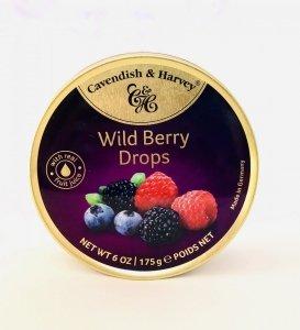 Landrynki Cavendish & Harvey Wild Berry o smaku leśnym 175g