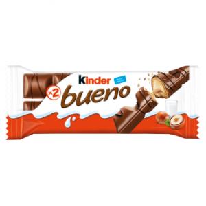 Baton Kinder Bueno 43 g (2 x 21,5 g)