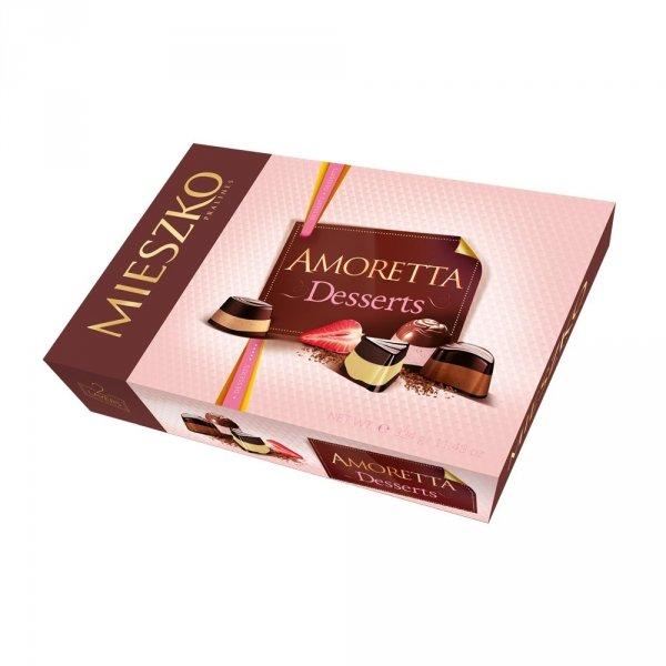 Mieszko Bombonierka Amoretta desserts 276g
