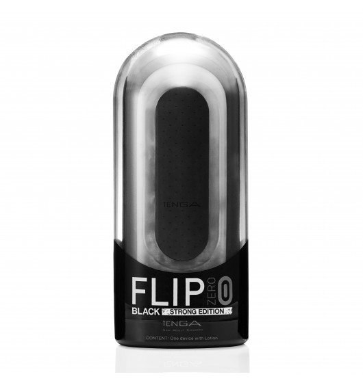 TENGA - Flip 0 (ZERO) (czarny)