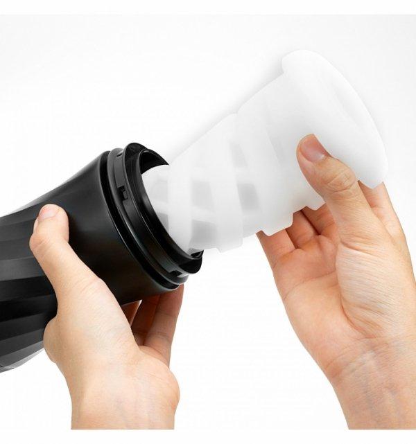 Tenga - Air-Tech Twist Reusable Vacuum Cup Ripple