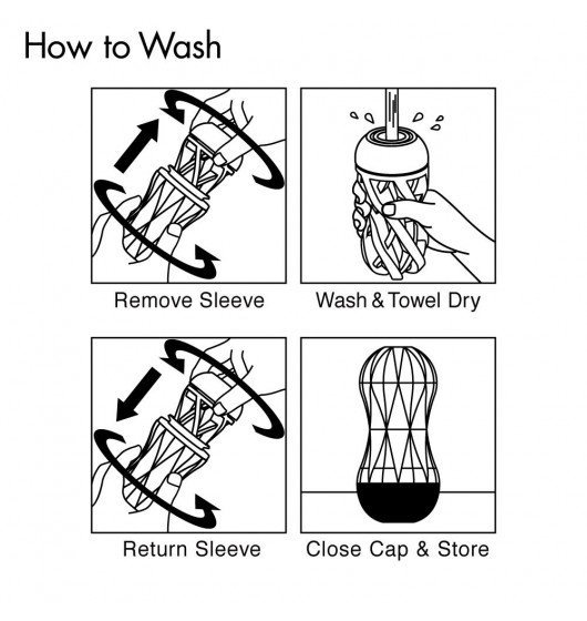 Tenga Air-Tech Squeeze Regular