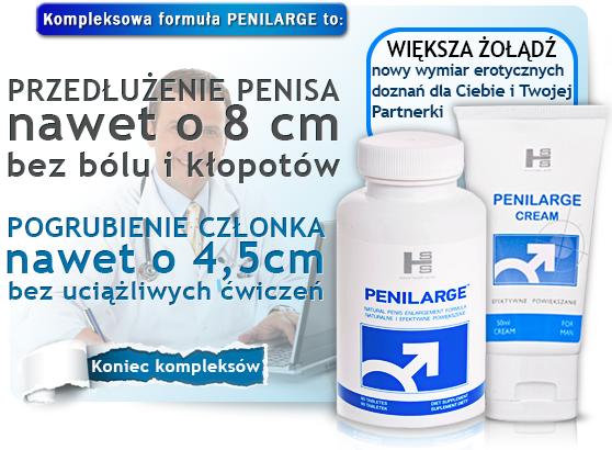 Żel/sprej-Penilarge Cream 50 ml