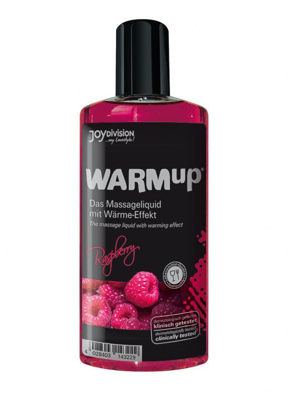 Olejek-WARMup Raspberry, 150 ml