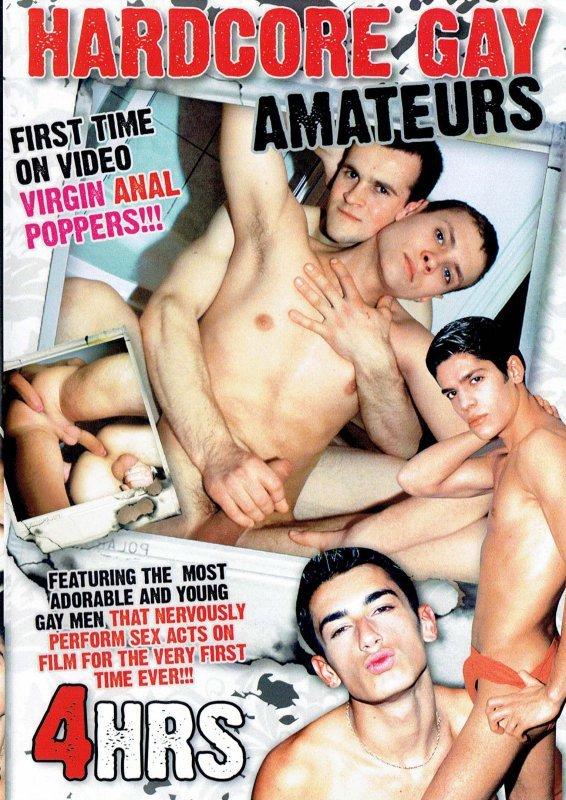 DVD-Hardcore gay amateurs