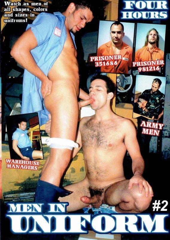 DVD-Men in uniform 2