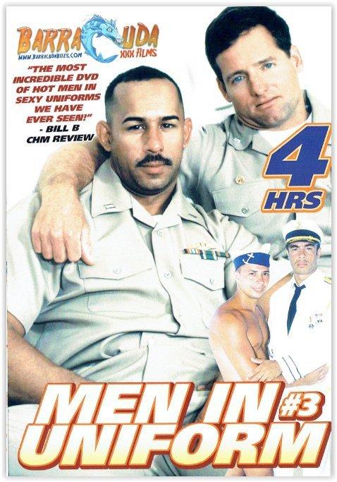 DVD-Men in uniform 3
