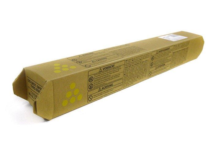 Toner Clear Box Yellow Ricoh Aficio MPC2010, MPC2030, MPC2031, MPC2050, MPC2051, MPC2501, MPC2530, MPC2531, MPC2550, MPC2551, MP