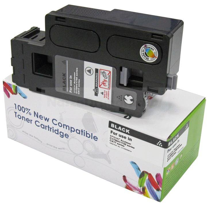 Toner Cartridge Web Black EPSON C1700 zamiennik C13S050614