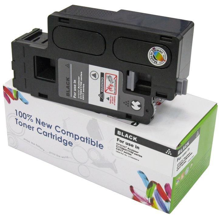 Toner Cartridge Web Black EPSON C1700 zamiennik C13S050614
