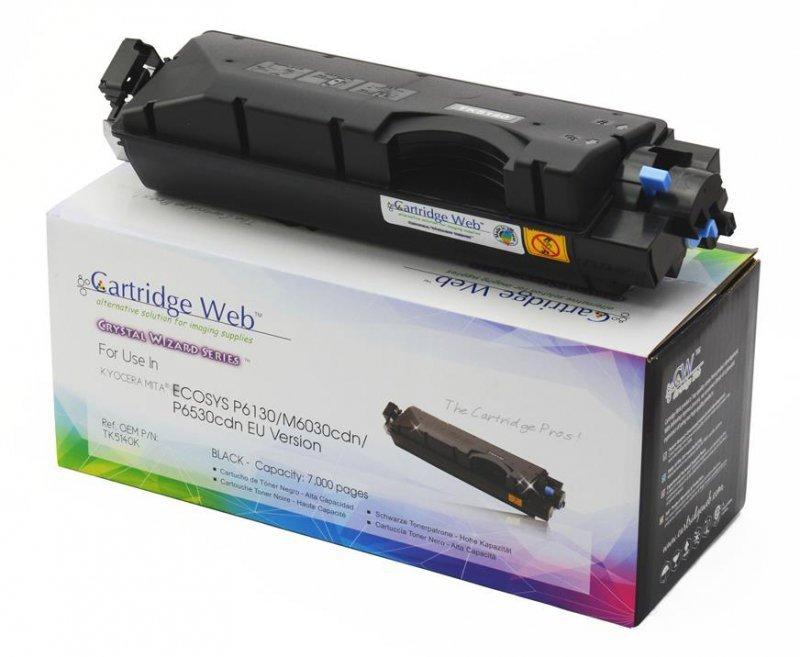 Toner Cartridge Web Black Kyocera TK5140 zamiennik TK-5140K
