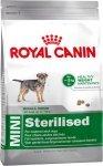 Karma Royal Canin SHN Mini Sterilised (8 kg )