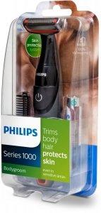 Golarka foliowa do ciała Philips BodyGroom BG105/10 (kolor czarny)