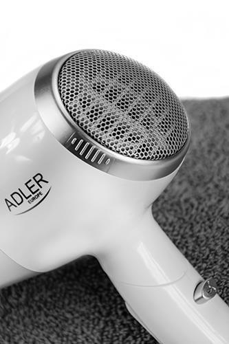 Suszarka do włosów Adler AD 2225 (2200W; kolor biały)
