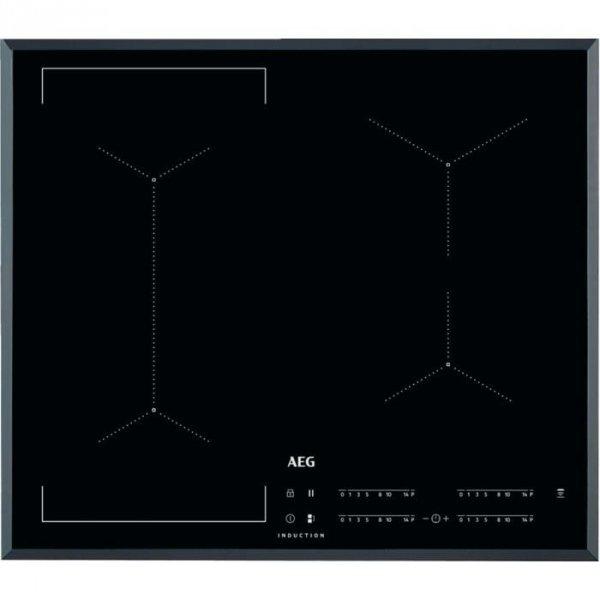 Płyta indukcyjna AEG IKE64441FB (4 pola grzejne; kolor antracyt)