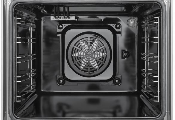 Kuchnia Amica 58GEH2.33ZpPF(Xx) (Płyta gazowa; Piekarnik elektryczny; 500mm)