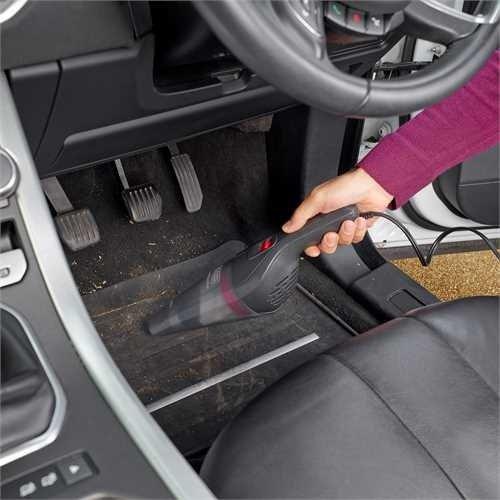 Odkurzacz samochodowy 12V NVB12AVA BLACK&DECKER