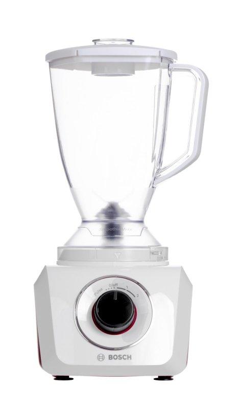 Blender stojący BOSCH MMB 21P0R ( 500W ; biały )