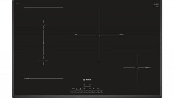 Płyta indukcyjna BOSCH PVS 851FB5E (4 pola grzejne; kolor czarny)
