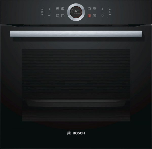 Piekarnik BOSCH HBG 633BB1 (Elektroniczne / sensorowe; 3650W; Czarny)
