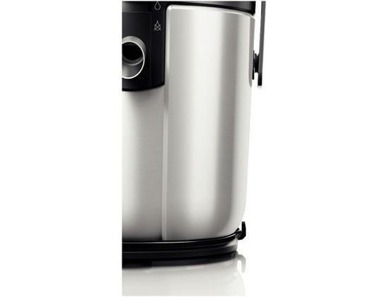 Sokowirówka BOSCH MES4000 (1000W; kolor czarny, kolor srebrny)