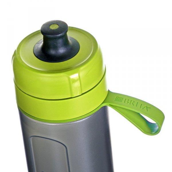 Butelka BRITA Fill&Go Active (kolor limonkowy)