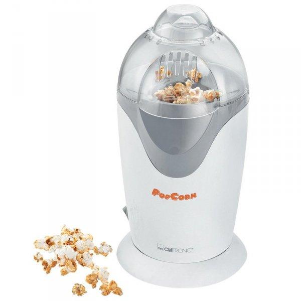 Automat do popcornu Clatronic PM 3635 (1200W; kolor biały)