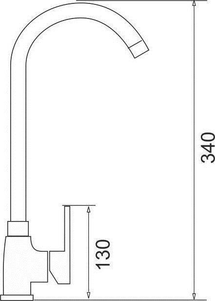 Bateria kuchenna PYRAMIS BELLO PLUS 090927101 granit czarny (Czarny nakrapiany)