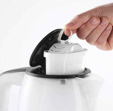 Czajnik elektryczny Russel Hobbs Purity 22850-70 (2200W 1.5l; kolor srebrny)