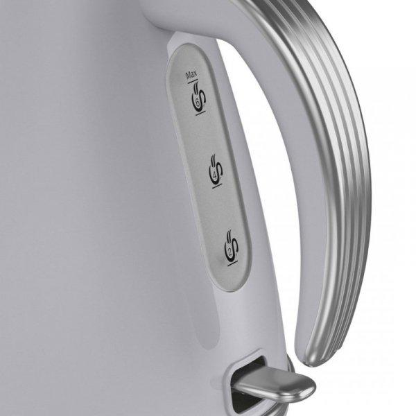 Czajnik elektryczny Swan RETRO SK19020GRN (3000W 1.5l; kolor szary)