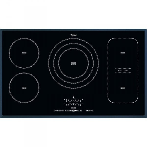 Płyta indukcyjna Whirlpool ACM 795/BA (5 pól grzejnych; kolor czarny)