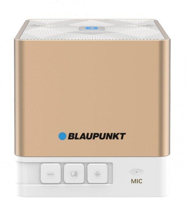 Głośnik bluetooth Blaupunkt BT02GOLD (kolor złoty)