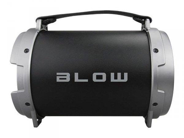 Głośnik bluetooth BLOW Bazooka 5900804088288 (kolor czarny)