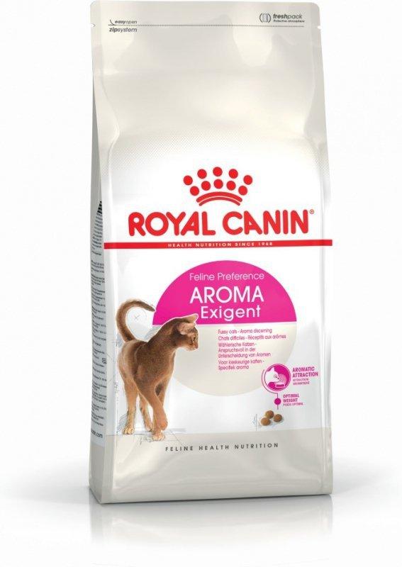 Karma Royal Canin FHN EXIGENT 33 Aromatic (2 kg )