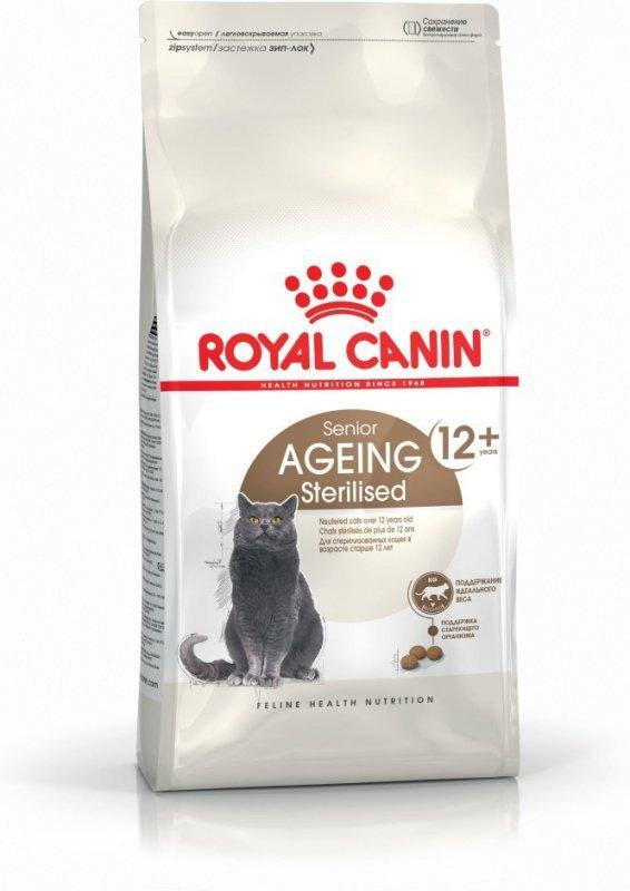Karma Royal Canin FHN Sterilised (4 kg )