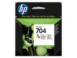 Tusz HP 704 (CN693AE) kolor 200str DeskJet 2060