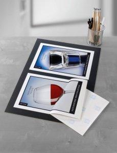 Folie samoprzylepne A4 0.17mm białe INK 50 ark. ZF2507 AVERY ZWECKFORM