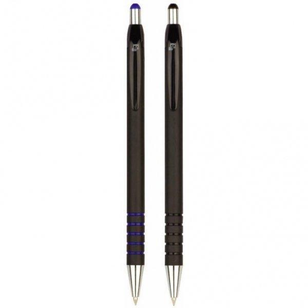 Długopis SPOCO czarny 0118 S011801112