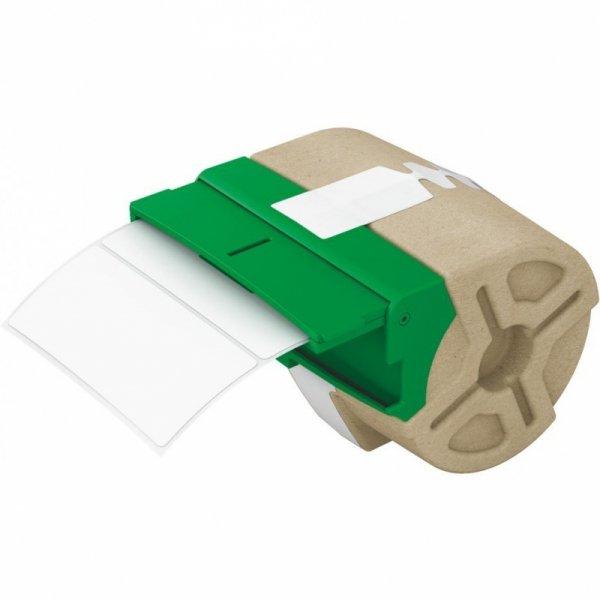 Kaseta z samoprz.etykietą 36x88m biała 600etyk.7012-00-01 LEITZ ICON