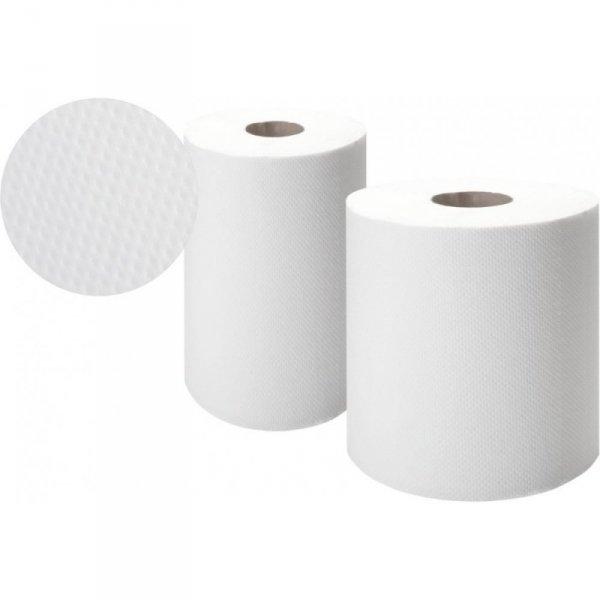Ręcznik biały w roli ELLIS Comfort 60m 2 warstwy celuloza 9.401.084