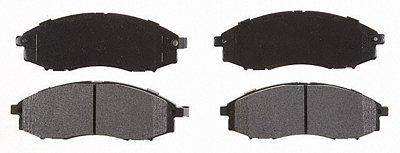 Klocki hamulcowe przednie Nissan Frontier / Xterra IMD830A