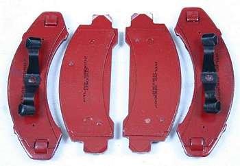 Klocki hamulcowe przednie Ford Aerostar / Bronco / Explorer / Ranger SMD607=249