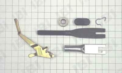 Zestaw naprawczy szczęk hamulcowych Chrysler / Plymouth Voyager / Dodge Caravan H2664