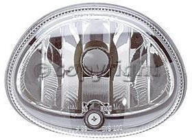 Lampa P/Mgielna przednia prawa Chrysler Voyager IV 01-04