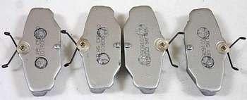 klocki hamulcowe tylne CED610 Ford Taurus 1993-2006