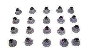 Uszczelniacze zaworowe (komplet na silnik 20 szt) H3 2006 3,5l